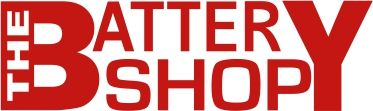 The Battery Shop Logo