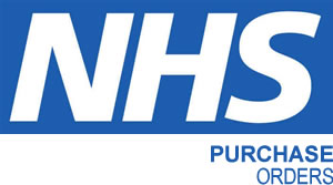 NHS Purchse Orders Accepted
